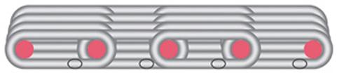 Polyester Spiral Dryer Fabrics